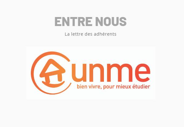 Newsletters de l'UNME