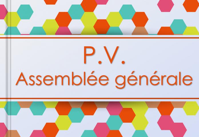 PV Assemblées générales de l'UNME